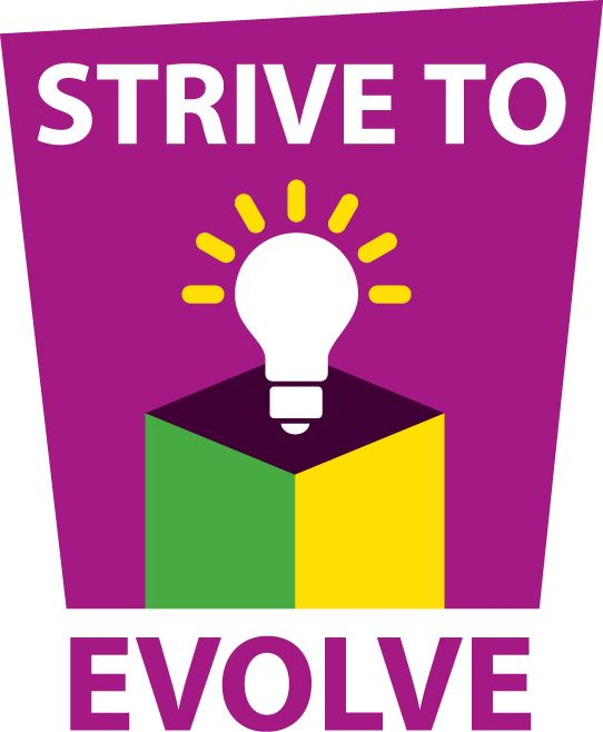Strive to Evolve logo