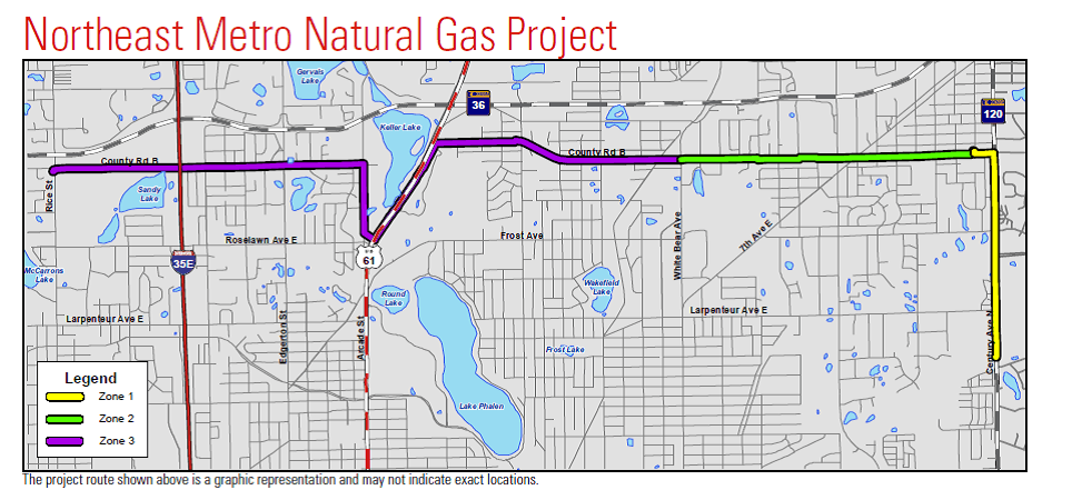 Xcel Energy 2019 Gas Project